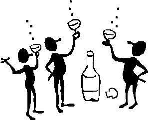 """""""Культурно"""" питущі віруючі в алкоголь"""